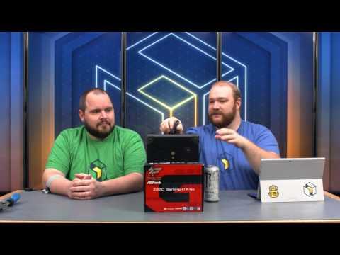 Portable LAN Build -  Lian-Li PC-TU200B / ASRock Fatal1ty Z270 Gaming-ITX/ac (Livestream)