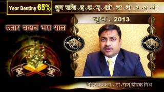 VRISH (TAURUS) RASHI 2013 HOROSCOPE BY DR RAJDEEPAK MISHRA
