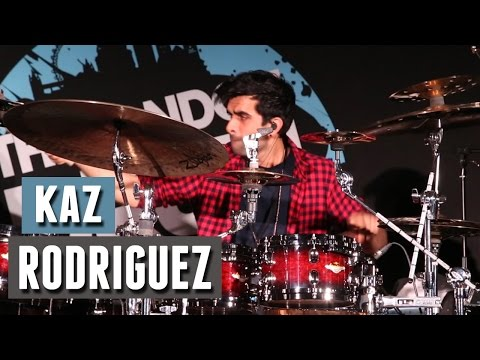 Kaz Rodriguez | London Drum Show