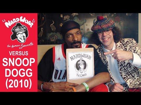 Nardwuar vs. Snoop Dogg 2010