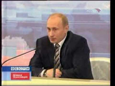 Путин: 'Пусть поучит