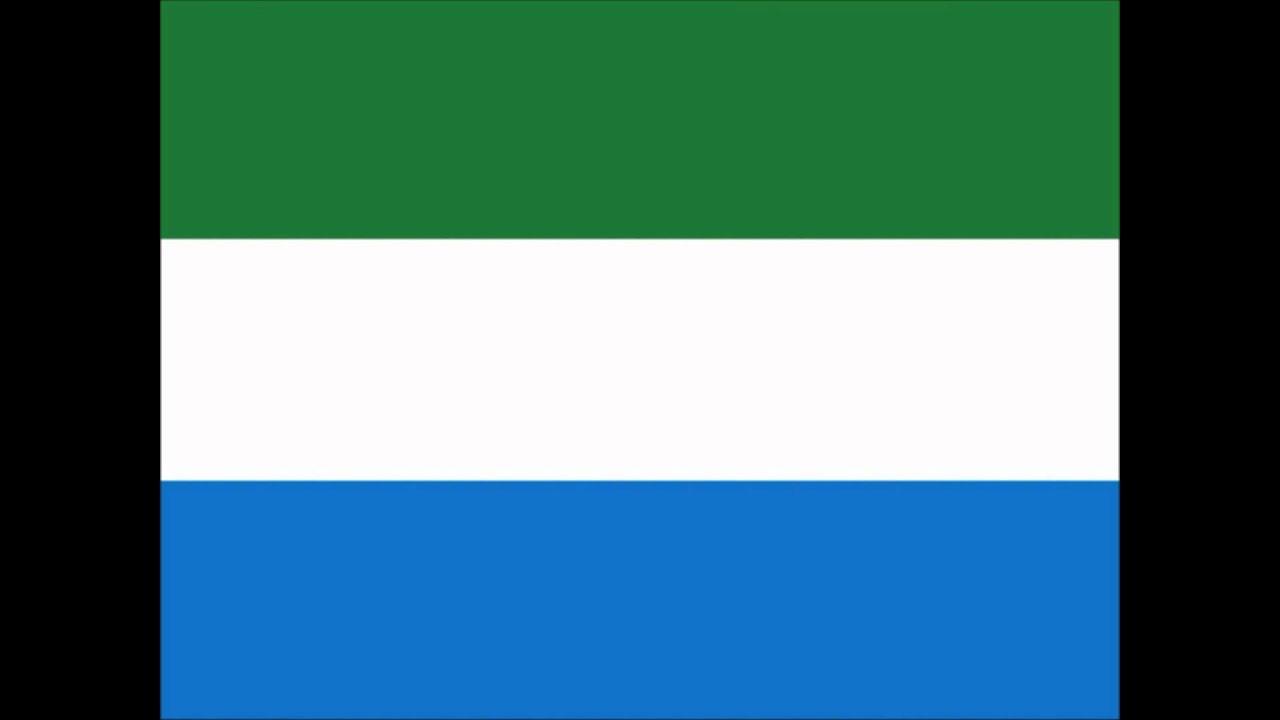 シエラレオネ共和国の国歌「高く我らは汝、自由の国を賞賛する ...
