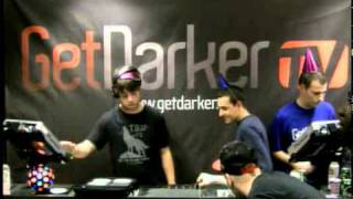 GetDarkerTV #100 - DARKSIDE, CYRUS, GOTH TRAD, CHEF, DISTANCE, KROMESTAR, + Many More!