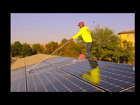 BSW Roofing Solar & Air Solar Panel Cleaning