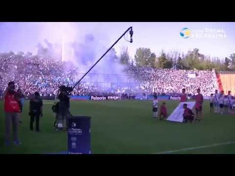 Reviví la salida de River y Atlético Tucumán en la Final