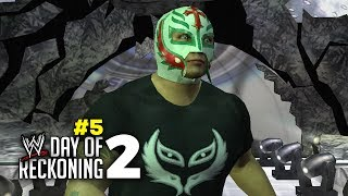 WWE Day of Reckoning 2 Story Mode Ep 5 | R-E-Y MYSTERIO