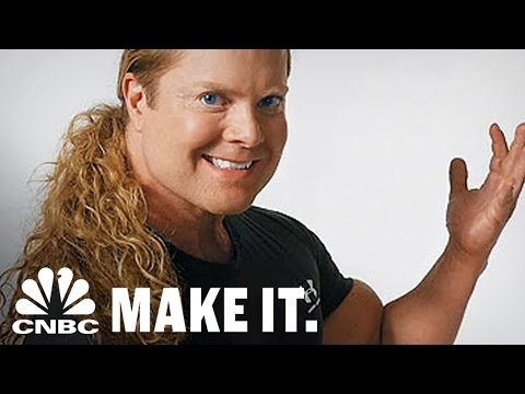 Tony Little Became Successful By Never Giving Up | How I Made It | CNBC Make It.