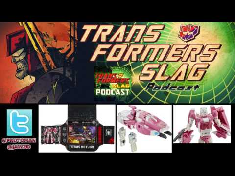 HasCon Exclusive Transformers Titans Return Arcee with Leinad / Ultra Magnus revealed
