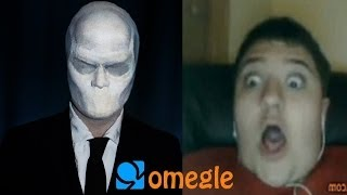 Repeat youtube video Slenderman goes on Omegle!