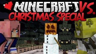 Christmas Special | Minecraft VS.
