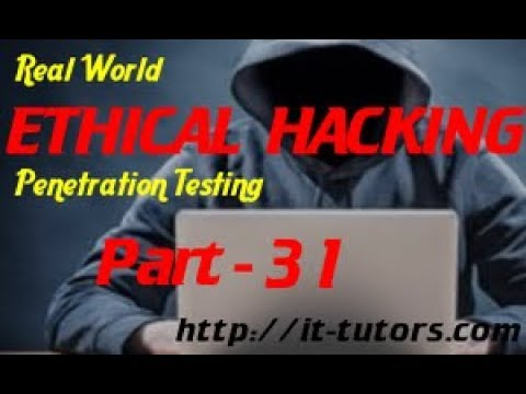 Real World Hacking Penetration Testing Part-31 (First post Responder)