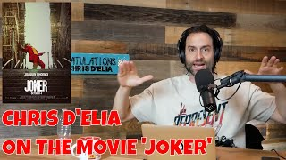Chris D'Elia Gives His Thoughts on the Movie Joker and Inappropriate James Bond Moments