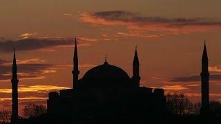 Ankara'dan Yunanistan'a Ayasofya resti