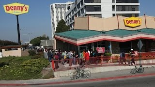 Denny's Settles Los Angeles Racial Discrimination Lawsuit - Newsy