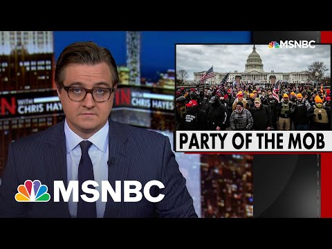 'They Had One Chance': Chris Hayes On GOP Opposing 1/6 Commission