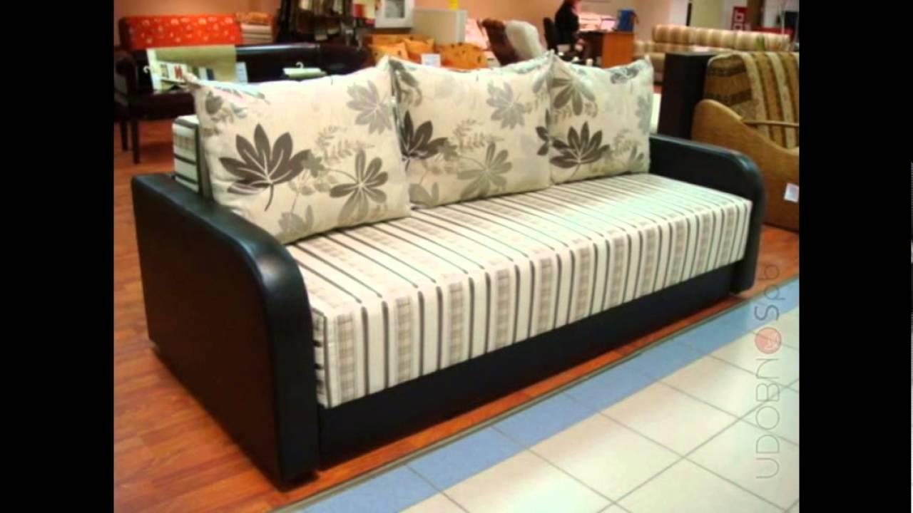 Мебель 7я | Угловой диван Адмирал с механизмом еврокнижка - YouTube
