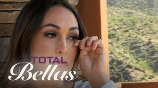 Brie Bella Confides About Daniel Bryan's Emotions | Total Bellas | E!