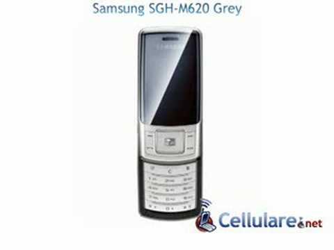 Samsung SGH-M620 Grigio