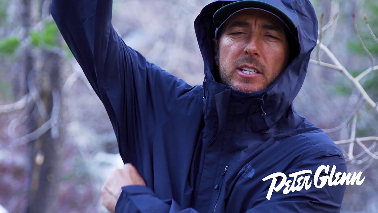 a8ac3f0492aa 2018 North Face Dryzzle GORE-TEX Rain Jacket Review by Peter Glenn ...