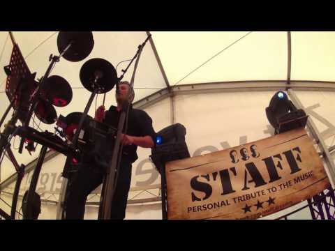 STAFF - Eye Of The Tiger (Survivor Cover)
