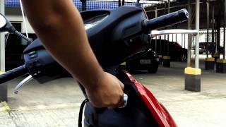 Pequena resenha sobre a scooter Lead 110 da Honda, e alguns itens b...