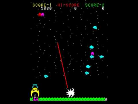 Space Cyclone - Mame 0.186 - Shortplay