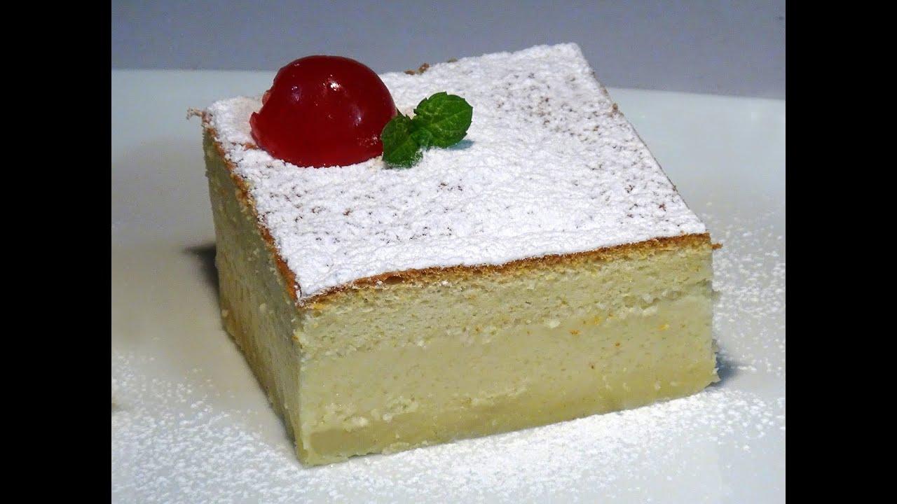 Receta Pastel Inteligente - Recetas de cocina, paso a paso, tutorial