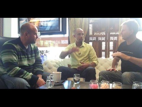 Startup Entrepreneur Interview - Jordache Johnson - Part 1