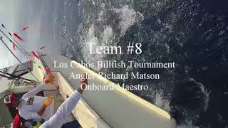 2018 Offshore World Championship | Los Cabos Billfish Tournament | Pacific Sailfish