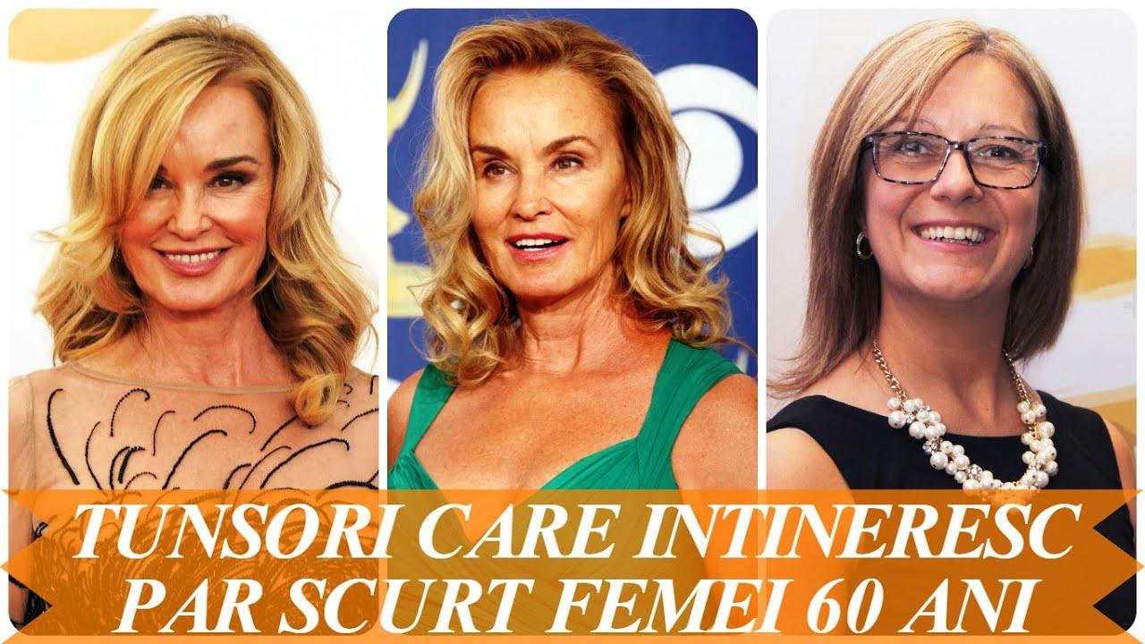 Tunsori Care Intineresc Par Scurt Femei 60 Ani