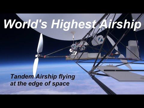 World's Highest Airship