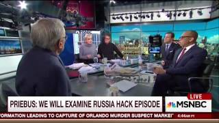 Mika Brzezinski Bashes BuzzFeed And CNN Over Trump Memo