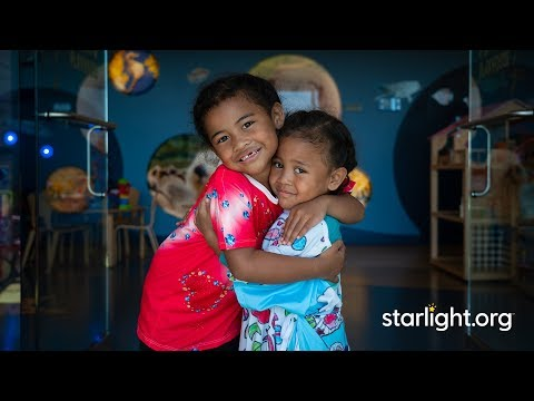 """Starlight Children's Foundation Launches Holiday Campaign to """"Give Happiness"""" to Seriously Ill Children"""