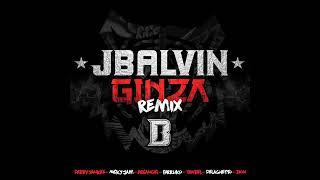 J Balvin - Ginza ( Remix / Audio )