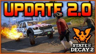 """""""UPDATE 2.0"""" & Independence Pack! New Weapons, Vehicles & More 