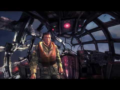 """Wolfenstein - The new order walkthrough #1 (2k resolution) """"Smashing some nazi heads !"""""""