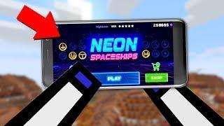 КОРОЛЬ ТУЗЕМЦЕВ ДАЛ НАМ ТЕЛЕФОНЫ И МЫ НАШЛИ ТАМ ИГРУ - NEON Spaceships