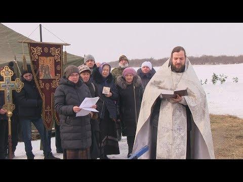 19 января. Крещение. Дальнереченск.