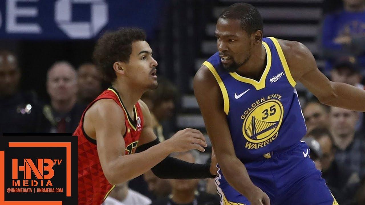 Golden State Warriors Vs Atlanta Hawks Full Game