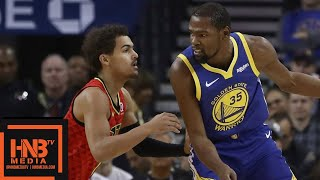 Golden State Warriors vs Atlanta Hawks Full Game Highlights | 11.13.2018, NBA Season