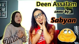 Video DEEN ASSALAM COVER BY SABYAN | ENGLISH SUBTITLE (REACTION) download MP3, 3GP, MP4, WEBM, AVI, FLV Juli 2018