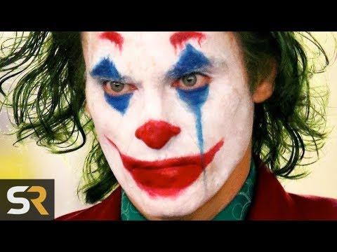 Why Joaquin Phoenix Is The Creepiest Joker