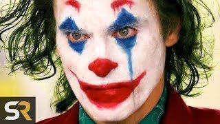 Why Joaquin Phoenix  S The Creepiest Joker