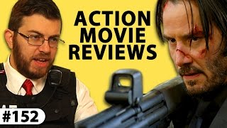 """John Wick"" & ""Kingsman"" Movie Reviews!"