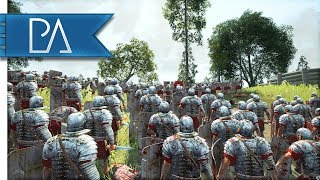 Crazy Comeback! Rome vs Carthage - Total War: Rome 2