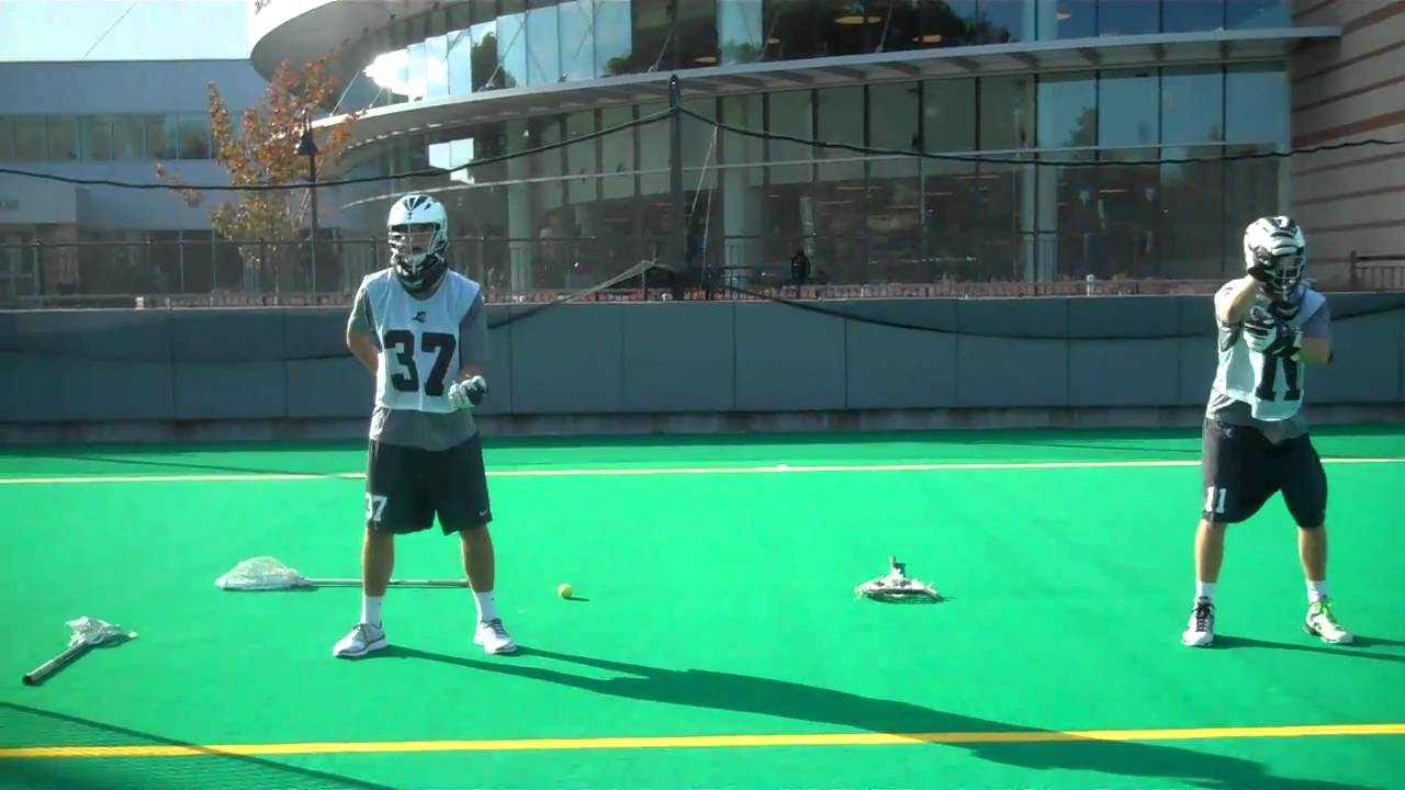 10 Awesome Lacrosse Goalie Drills Mind The Crease