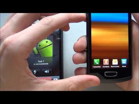 Samsung Wave 3 - Full Review - Teil 2 - Allgemeine Informationen und alltägliche Applikationen