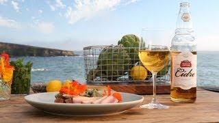 Grilled Tuna Steak and Artichoke Salad  Coastal with Byron Talbott
