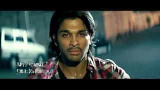 Aatt thottilil |neelakasha cheruvil|Allu Arjun version|singer Don Muhsi