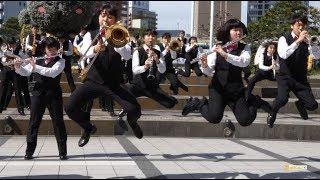 北海道札幌国際情報高校 「Share The World」第30回全日本高等学校選抜吹奏楽大会